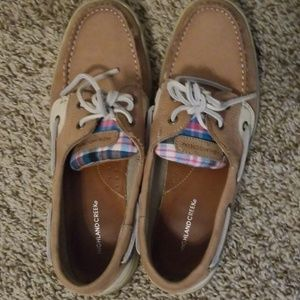 Highland creek shoes sperrys
